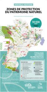 Nouvelle-Aquitaine : Une mosaïque de territoires - ZONES DE PROTECTION DU PATRIMOINE NATUREL