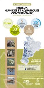 Nouvelle-Aquitaine : Une mosaïque de territoires - MILIEUX HUMIDES