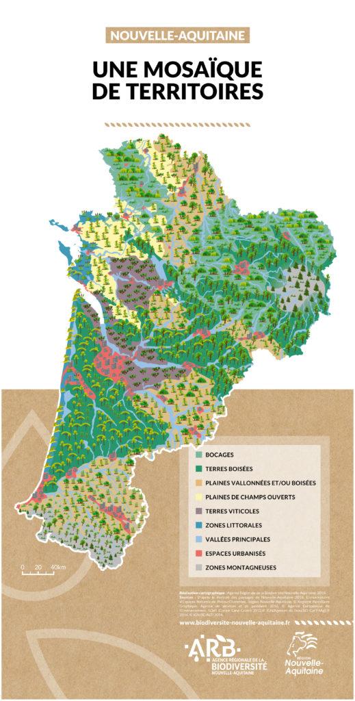 Nouvelle-Aquitaine : Une mosaïque de territoires